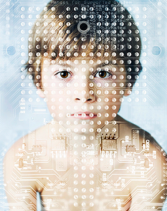 Thierry Cohen-Binary Kid 8